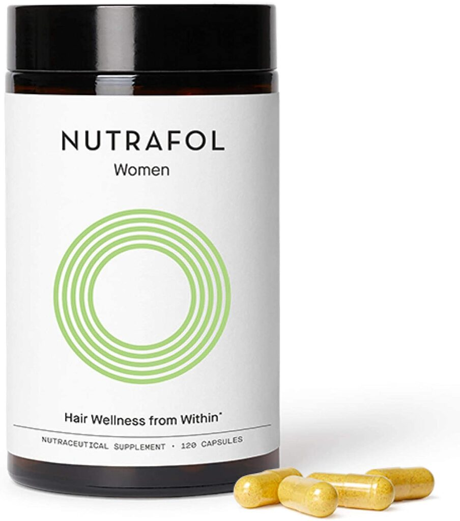 Nutrafol thyroid hair and skin care products